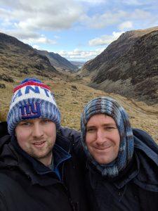 Welsh Three Peaks Challenge